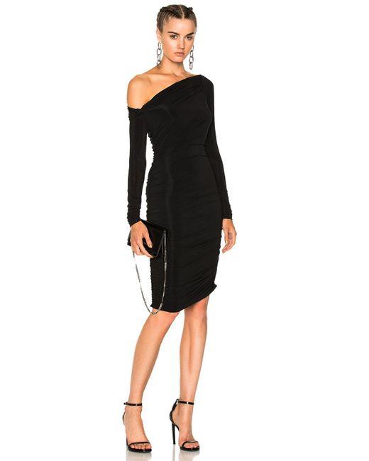 A.L.C. - Etta Dress In Black - Lyst