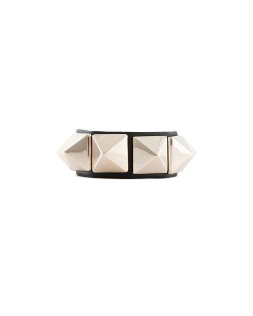 Valentino   Metallic Glam Bracelet   Lyst