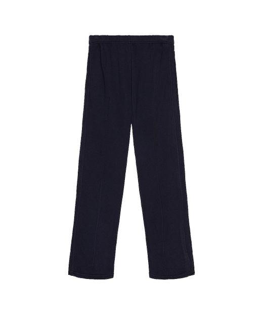 Les Tien Blue Lounge Pant for men