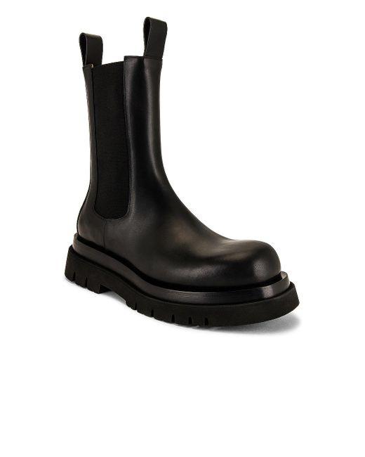 Bottega Veneta Chelsea Boot in Black für Herren
