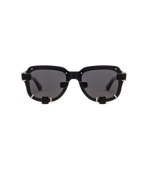 Y. Project Black Pronged Sunglasses