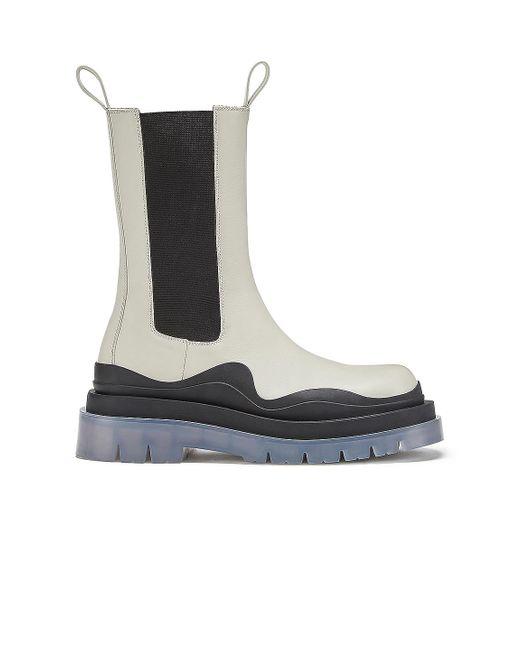 Bottega Veneta Black The Tire Boots