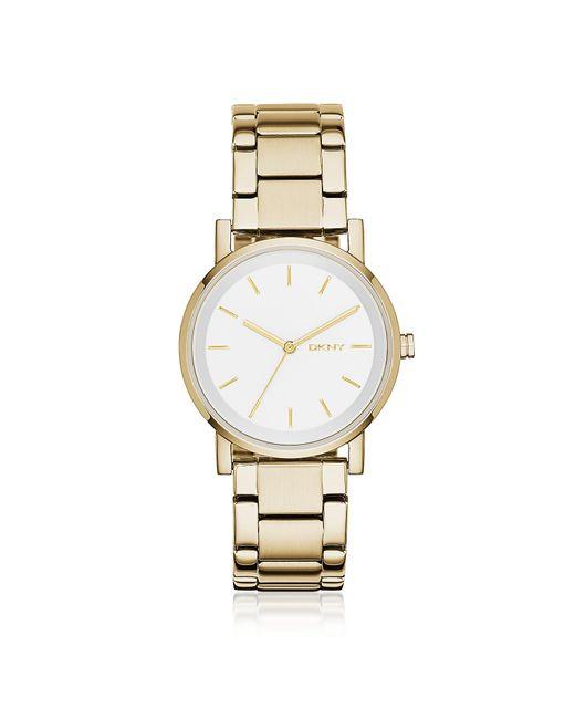 DKNY - Metallic Soho Women's Watch - Lyst