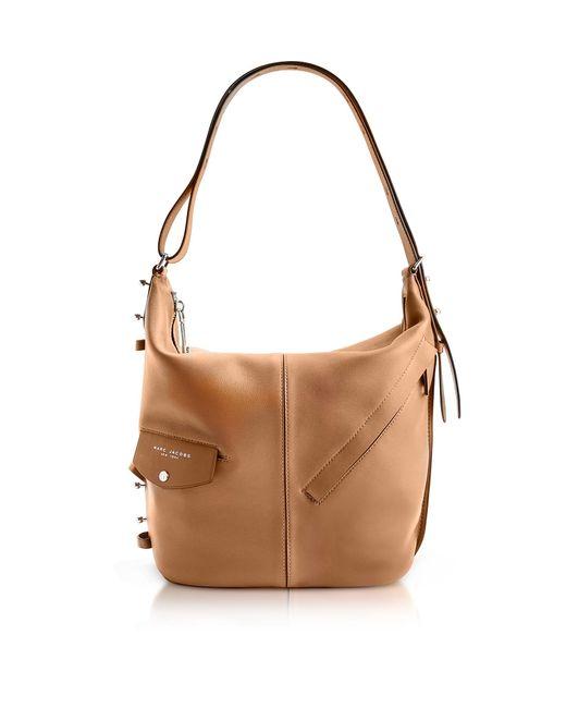 Marc Jacobs   Brown The Sling Oak Leather Shoulder Bag   Lyst