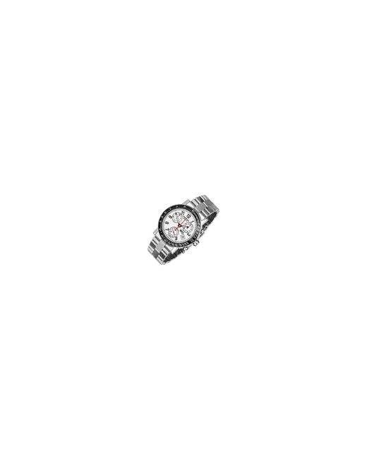 Raymond Weil - Metallic W1 - White Stainless Steel Chronograph Watch W/ Tachymetre for Men - Lyst