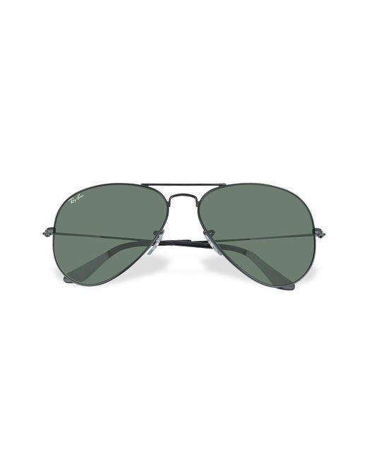 d28f8dc271 Aviator Ray-Ban de hombre de color Verde - Lyst