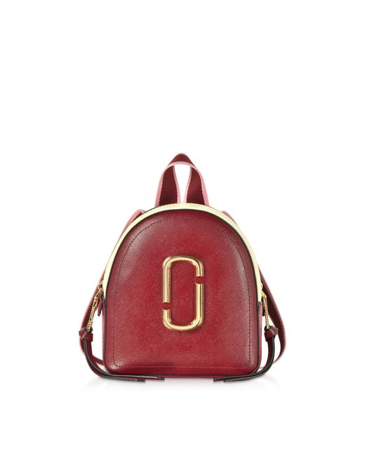 Marc Jacobs - Red Mini Packshot Backpack - Lyst