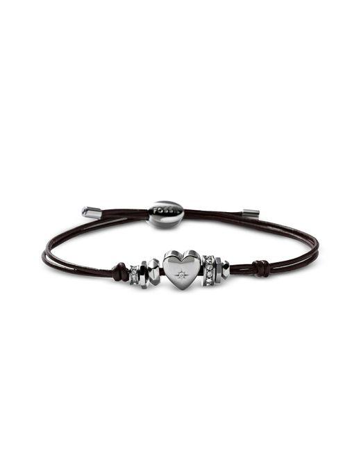 Fossil - Brown Jf00116040 Vintage Motifs Women's Bracelet - Lyst