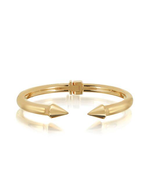 Vita Fede | Metallic Rose Gold Plated Mini Titan Bracelet | Lyst