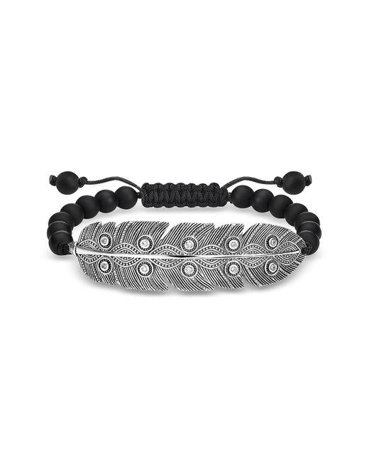 Thomas Sabo - Metallic Blackened 925 Sterling Silver for Men - Lyst