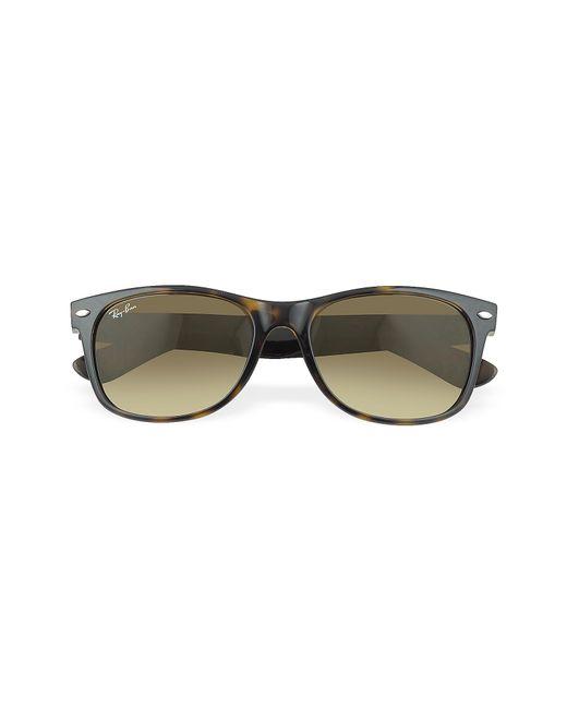 Ray-Ban | Brown New Wayfarer - Square Acetate Sunglasses | Lyst