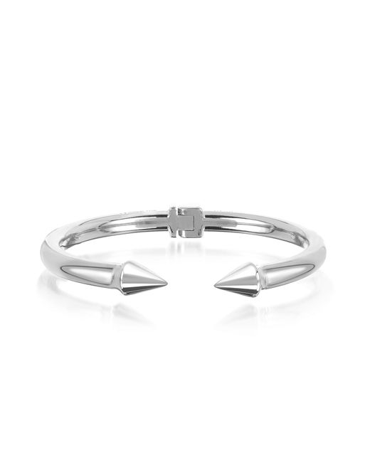 Vita Fede | Metallic Silver Plated Mini Titan Bracelet | Lyst