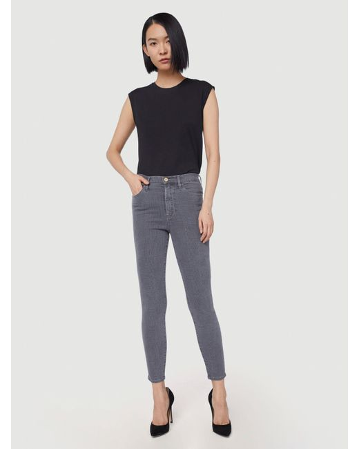 NWT FRAME Ali High Rise Skinny Color Galloway Size 27