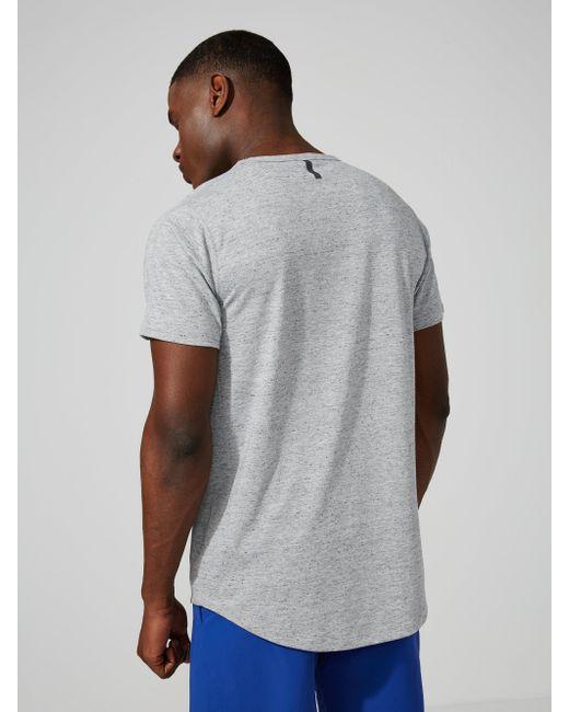Frank oak frank oak sc drirelease workout t shirt in for Frank and oak shirt