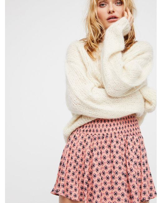 Free People | Multicolor Inner Circle Short | Lyst