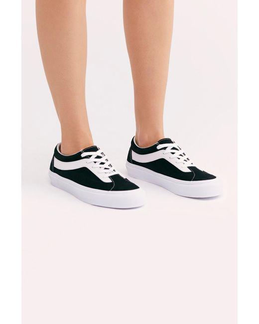27d1d02501f Free People - Black Ua Bold Ni Sneaker By Vans - Lyst ...