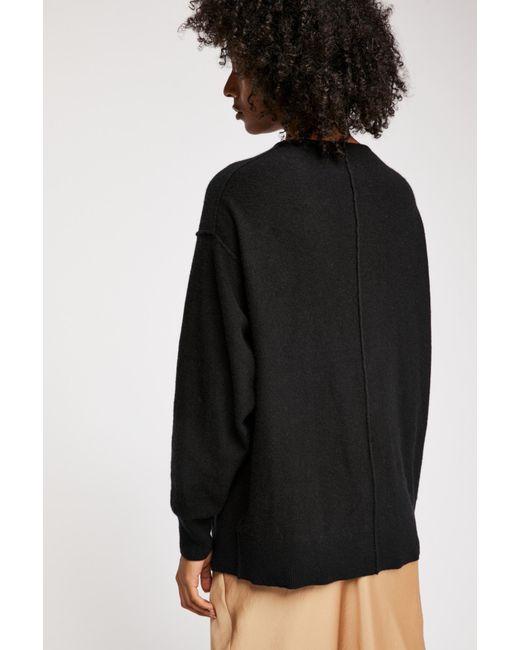 Free People Black Normani Bias Skirt