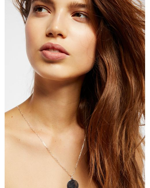 Free People | Multicolor 14k Gold Cecile Necklace | Lyst