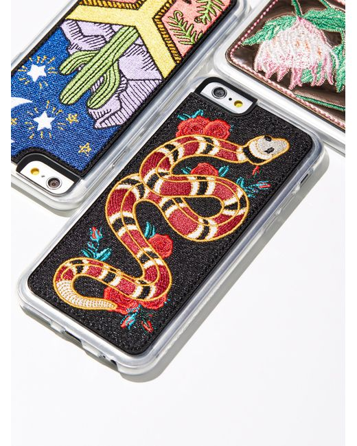 Free People | Multicolor Accessories > Tech Wild West Embroidered Case | Lyst