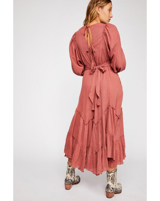 427ab97846 Free People - Pink I Need To Know Maxi Dress By Endless Summer - Lyst ...