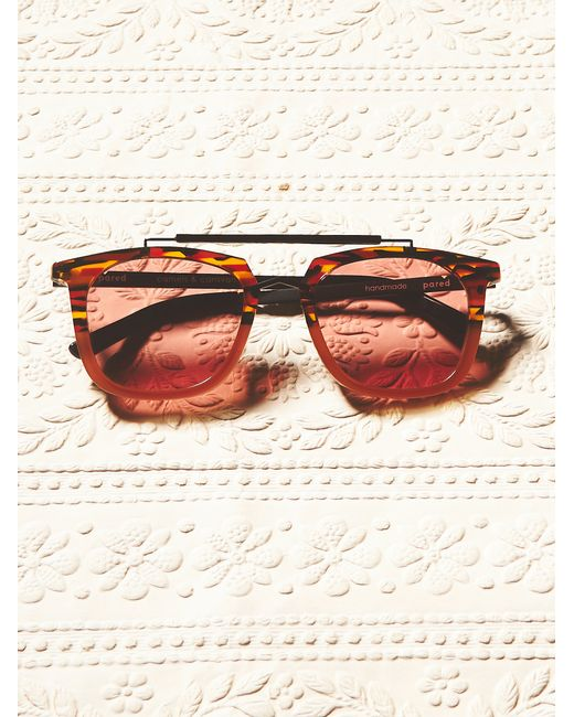 Model Pared Eyewear Camels Amp Caravans Sunglasses  Farfetch