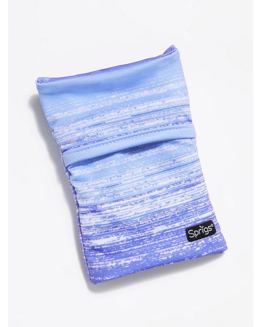 Free People - Blue Banjees Wrist Wallet - Lyst