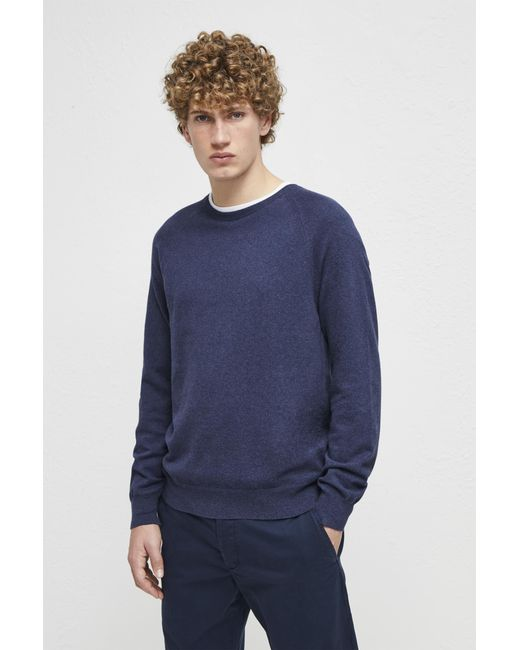 French Connection Mens Cotton Crew Neck Jumper