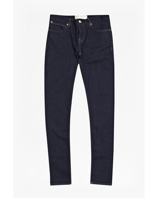French Connection | Blue Extra Skinny Rebound Jeans for Men | Lyst