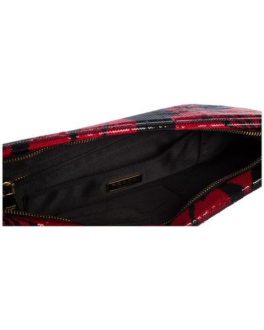 comprare popolare ff47a e26b7 Women's Red Pochette A Mano Woman