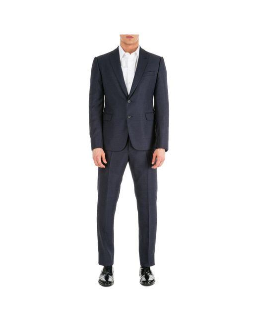 Emporio Armani Blue Men's Suit for men