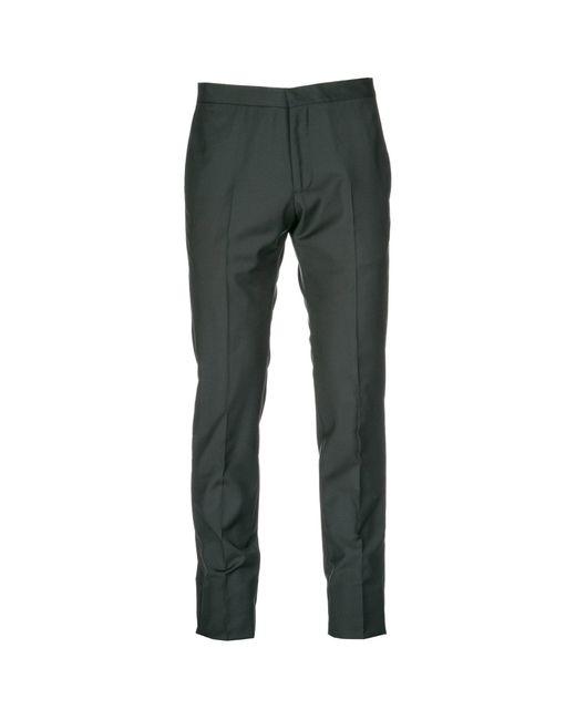 Emporio Armani Black Men's Trousers Pants for men
