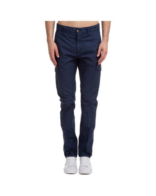 Pantaloni uomo beta di AT.P.CO in Blue da Uomo
