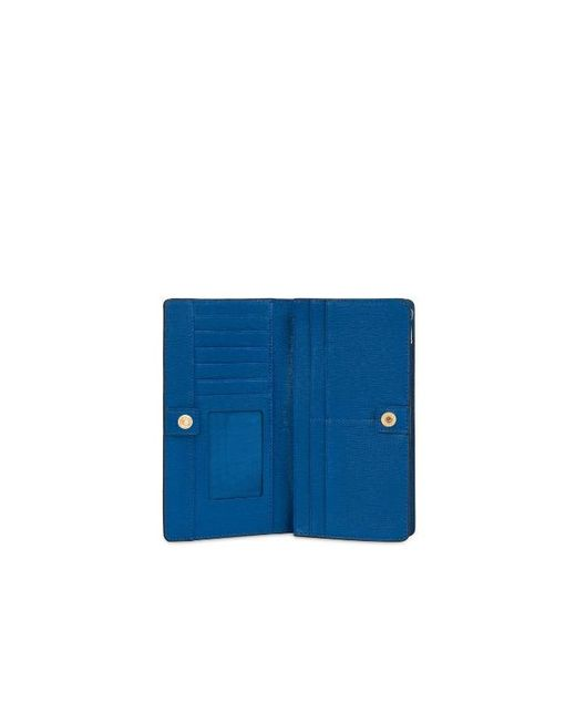 Babylon Bi-Fold Xl Blu Pavone D Furla r15P8JQAPC