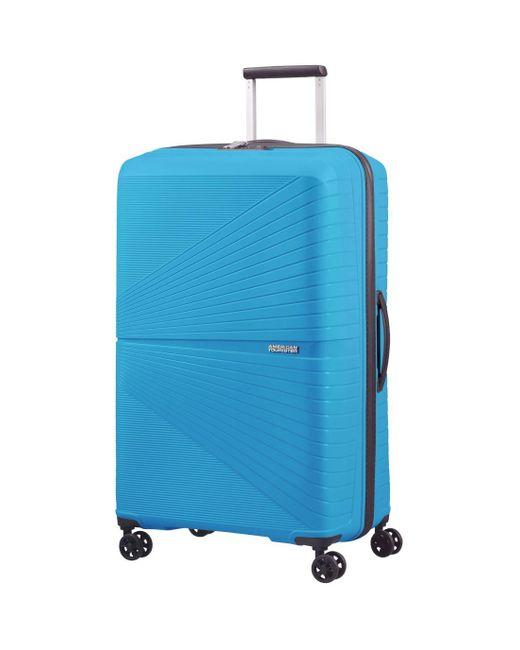 Valise rigide Airconic 4R 77 cm American Tourister en coloris Blue