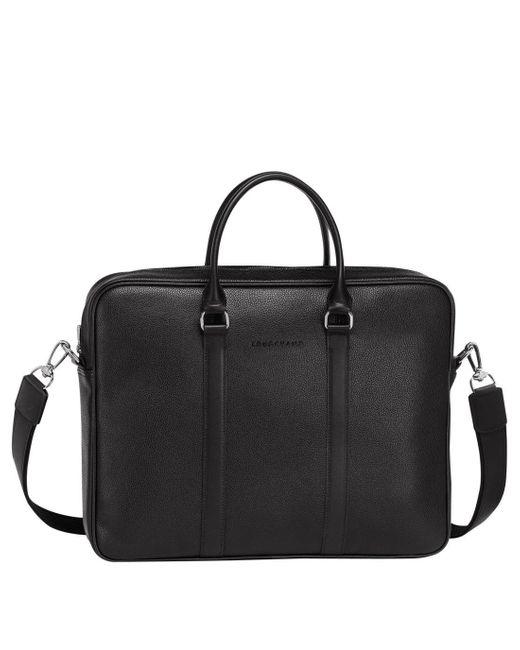 Porte-documents Le Foulonné Longchamp pour homme en coloris Black