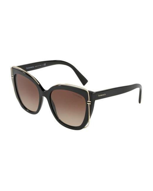 Lunettes de soleil TF4148 Tiffany & Co en coloris Black