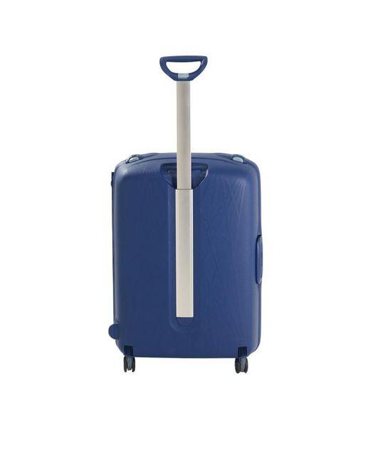 Valise rigide Light 4R 75 cm Roncato en coloris Blue