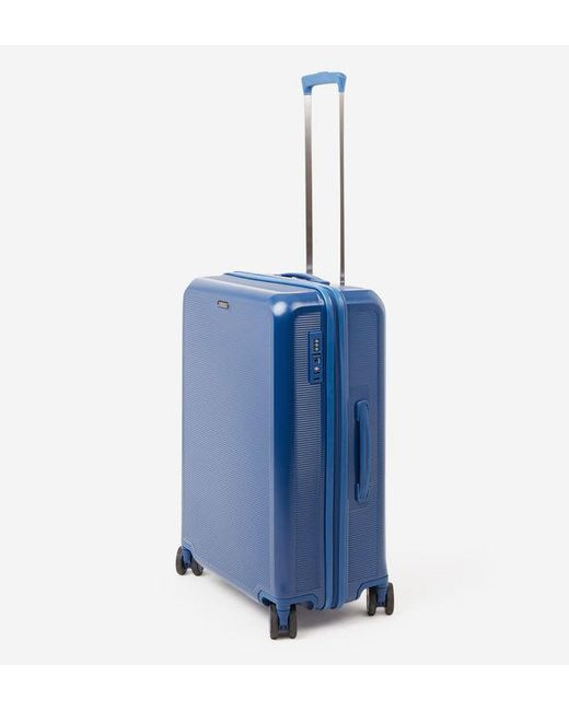Valise rigide trolley Nagano Ultra Light 4R 66 cm Jump en coloris Blue