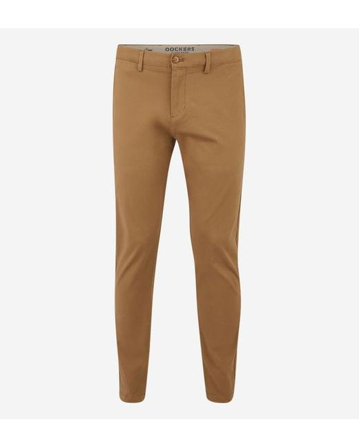 Pantalon chino Alpha Khaki Smart 360 Flex tapered Dockers pour homme en coloris Natural