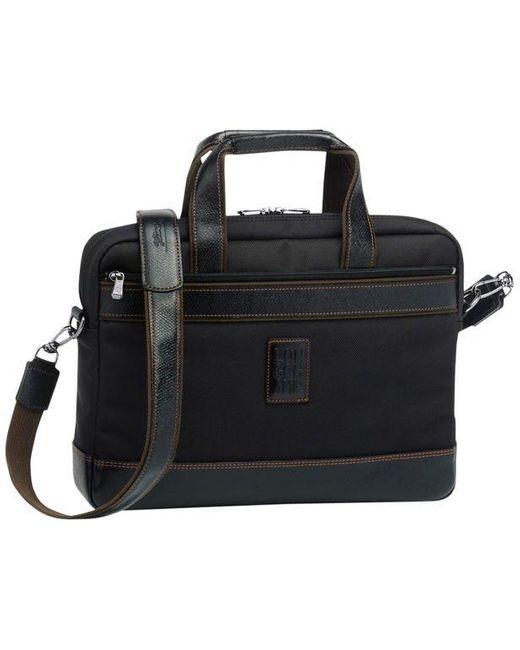 Porte-documents S Boxford Longchamp pour homme en coloris Black