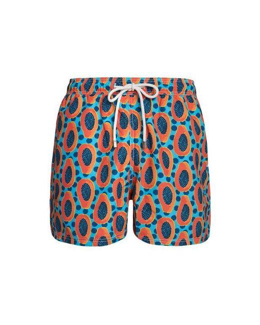 Short de bain Papaye Orange Arthur pour homme en coloris Blue