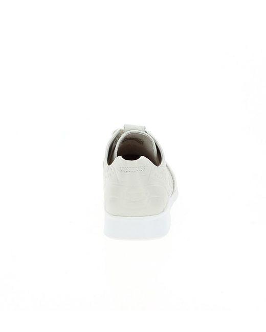 Baskets basses Tye Ugg en coloris White