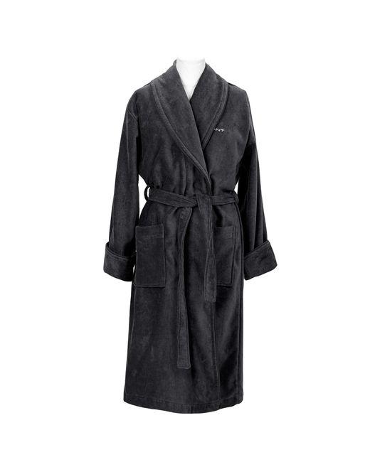 Gant - Multicolor Premium Velour Robe - Lyst