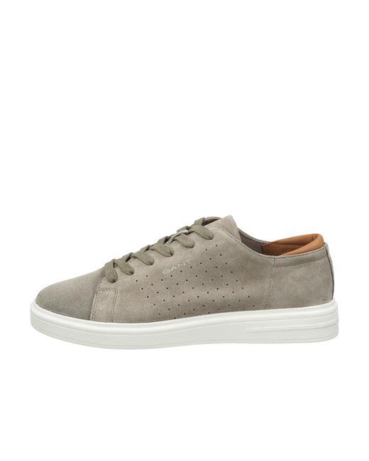 Gant Gray Fairville Low Lace Shoes for men