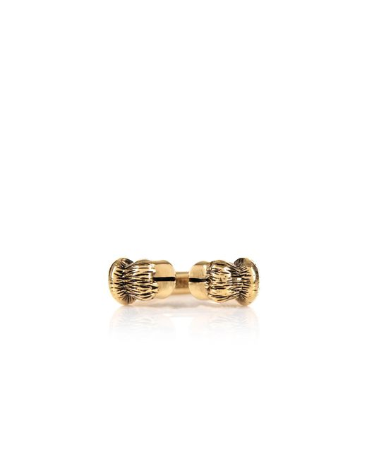 Vivienne Westwood - Metallic Alphonso Ring Oxidised Gold - Lyst