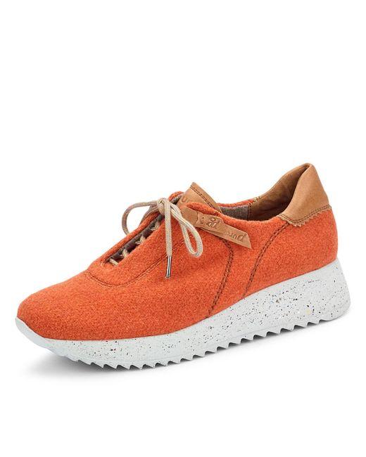 Paul Green Orange Sneaker
