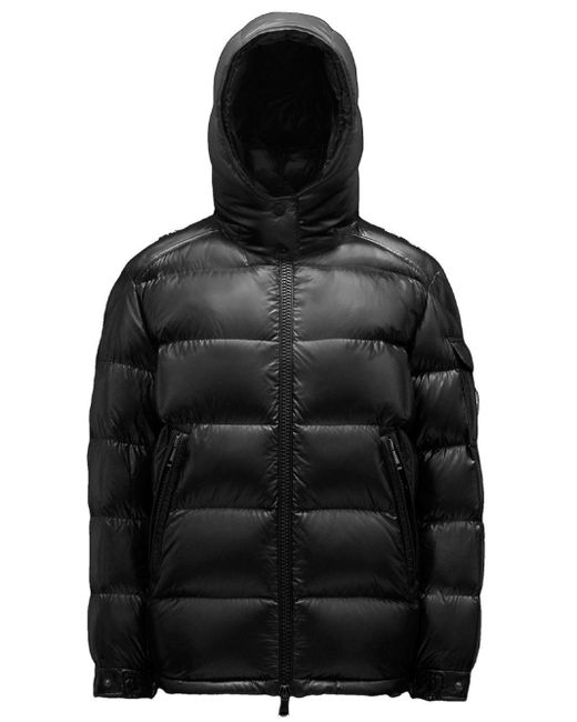 Moncler Short Black Maire Down Jacket