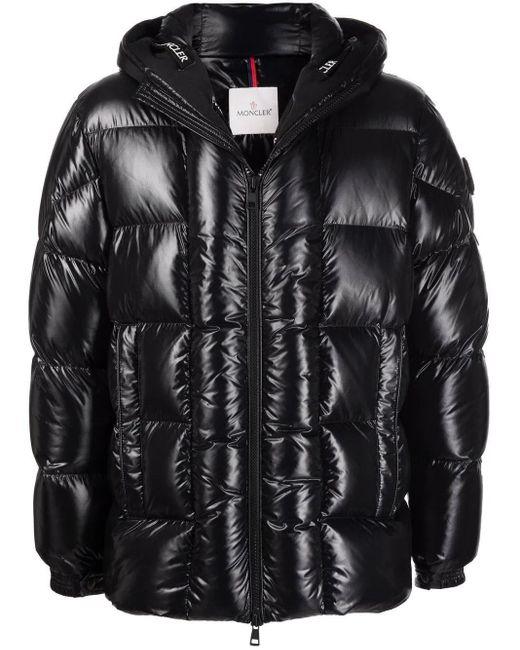 Moncler Black Dougnac Jacket for men