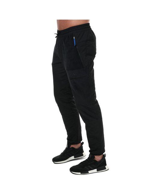 Adidas Black Z.n.e. Padded Pants for men