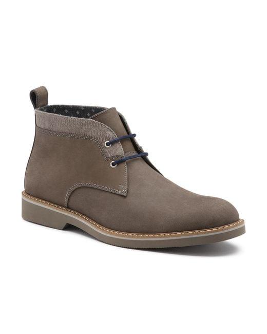 G.H. Bass & Co. | Gray Blake Chukka Boot for Men | Lyst